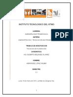 Admon. y Tecnicas de mantenimiento (Diagramas)