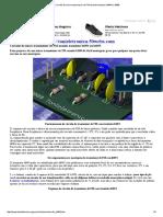 Circuito de Micro Transmissor de FM Usando Transistor Bf494 Ou Bf495