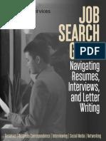 Job Search Guide 15-16