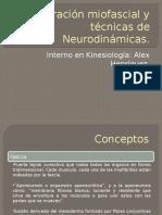 Liberación Miofascial y Técnicas de Neurodinámicas