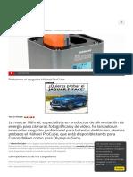Probamos El Cargador Hähnel ProCube - Revista Gadget
