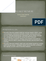 Penyakit Meniere (1)