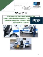 UP 1376 - KIT FOR THE DECONTAMINAITON AND THE SANITATION OF SERVICE VEHICLES - UK- rev. 05.04.13.pdf
