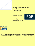 Capital Requirements for Insurers - Part 4