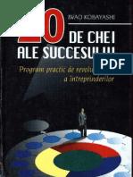 20 Chei Ale Succesului
