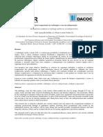 Condições ocupacionais e uso da radioproteção