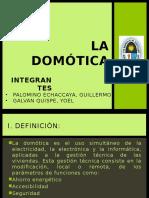 La Arquitectura Domotica