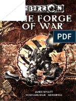 The Forge of War