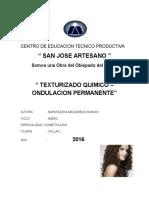 Monografia de Ondulacion