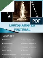 Loucos Anos 20 Portugal