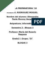 Informatica Movilizo Saberes Bloque 3 Smestre 2