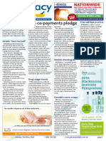 Pharmacy Daily for Mon 23 May 2016 - PBS co-payments pledge, Key SPHA appointment, Clinical Trial red-tape promise, Weekly Comment and much more