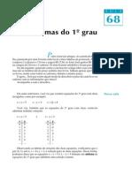 Telecurso 2000 - Ensino Fund - Matemática 68