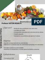1 MEDIO Biomoleculas Organicas
