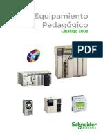 Catálogo Equipamientos Pedagógicos