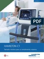 HAMILTON C1 Es Brochure 689338.02