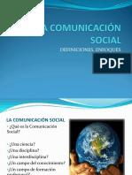 La Comunicación Social