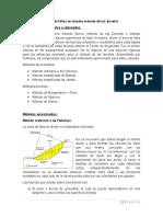 METODOS de Análisis de Fallas en Taludes Método de Las Dovelas