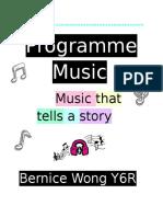 bernicesmusicprocessjournal