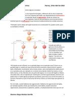 Cicatrizacion y angiogenesis Fisiopatología