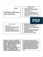 5 Introduction to Effective Sentences