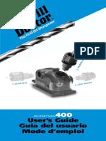 Manual 400 Espanol