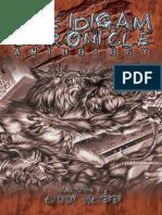 Werewolf the Forsaken - The Idigam Chronicle Anthology Copy