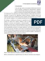 El Robot Aplicado a La Manufactura