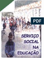Serviço Social Na Educacao