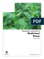 Antioxidant Activities, Total Phenolic and Flavonoid Contents of the - Copy