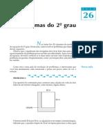Telecurso 2000 - Matemática 26