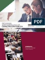 Programa Iberoamericano Capacitacion Publica