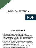 PPT Libre Competencia