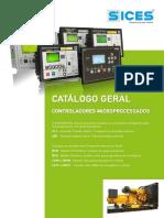 Catalogo Geral SICES Controladores REV.2