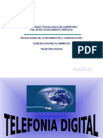 Telefonia Digital Ericsson
