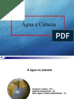 Agua e Ciencia