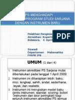4. Tips Penyusunan Dokumen Akreditasi Ps Sarjana