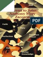 St Antony Novena Epub Download