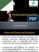 Aula 1 - Introdução à Fisioterapia Esportiva