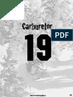 2011 19 Carburetor