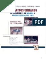 Mosquitos Urbanos Actividades Escuela Crocco Et Al