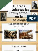 sociologia fuerzas intelectuales