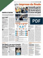 La Gazzetta dello Sport 23-05-2016 - Calcio Lega Pro