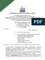 100511 Altamarea Diffida La Regione Puglia Su b(a)p