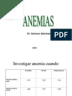 0000clasificacion de Anemias 2006