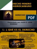 Clase -1 Derecho Minero y Petrolero