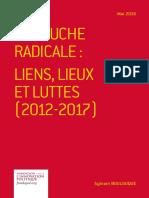 Sylvain Boulouque - La gauche radicale