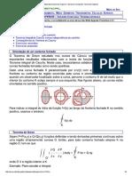 Matematica Essencial_ Superior_ Variaveis Complexas_ Teoremas Integrais