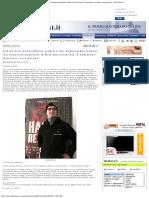 L'Intervista Fabio Ghioni, Numero Uno Degli Hacker Italiani La Sicurezza