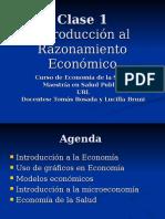Microeconomia de La Salud